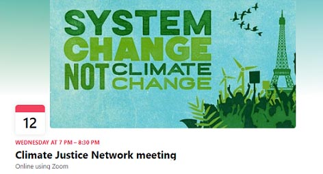 system-change-not-climate-change